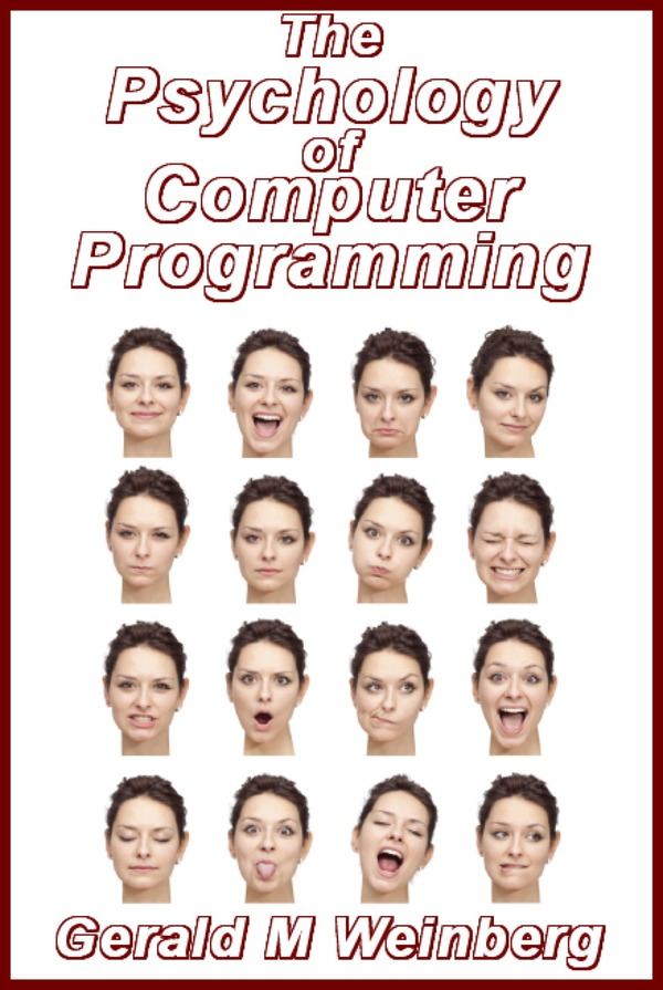 Book Cover: Book: The Psychology of Computer Programming