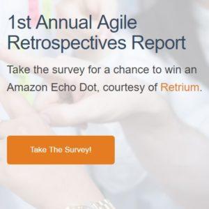 Join the 1st annual Agile Retrospectives survey