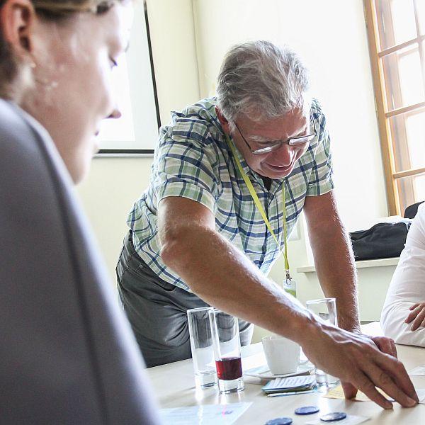 Workshop Delivering Value with Agile in Madrid