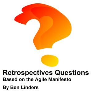 Agile Manifesto Retrospectives Questions Cards Released