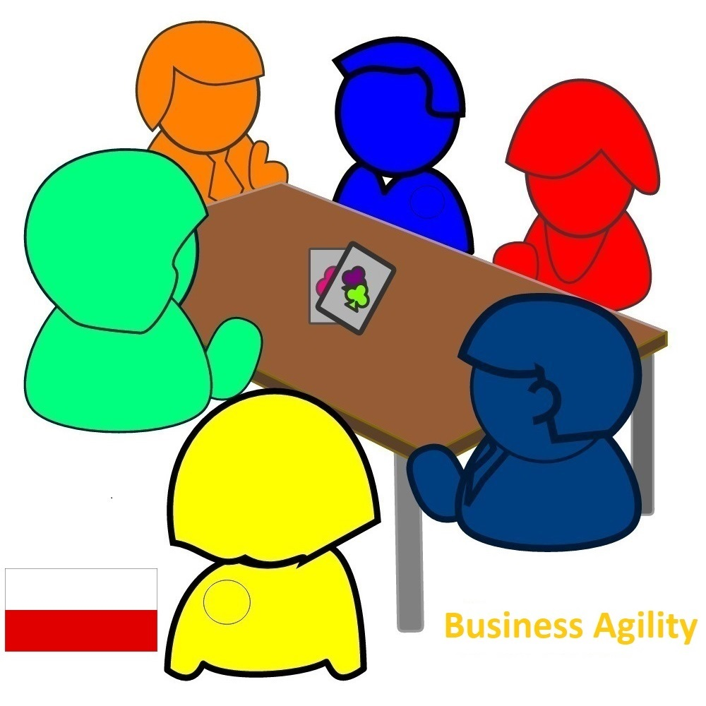 Business Agility Expansion Pack for Agile Self-assessment Game – Polish edition