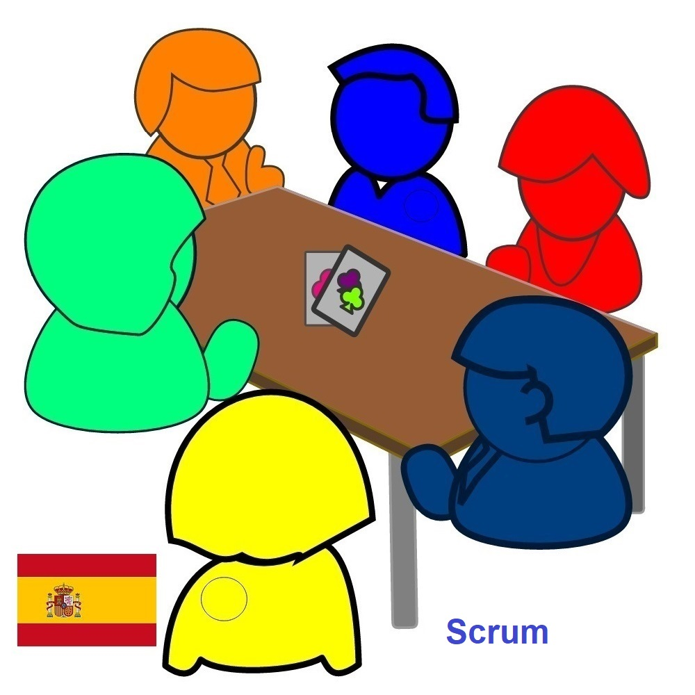 Scrum Expansion Pack for Agile Self-assessment Game – Spanish edition