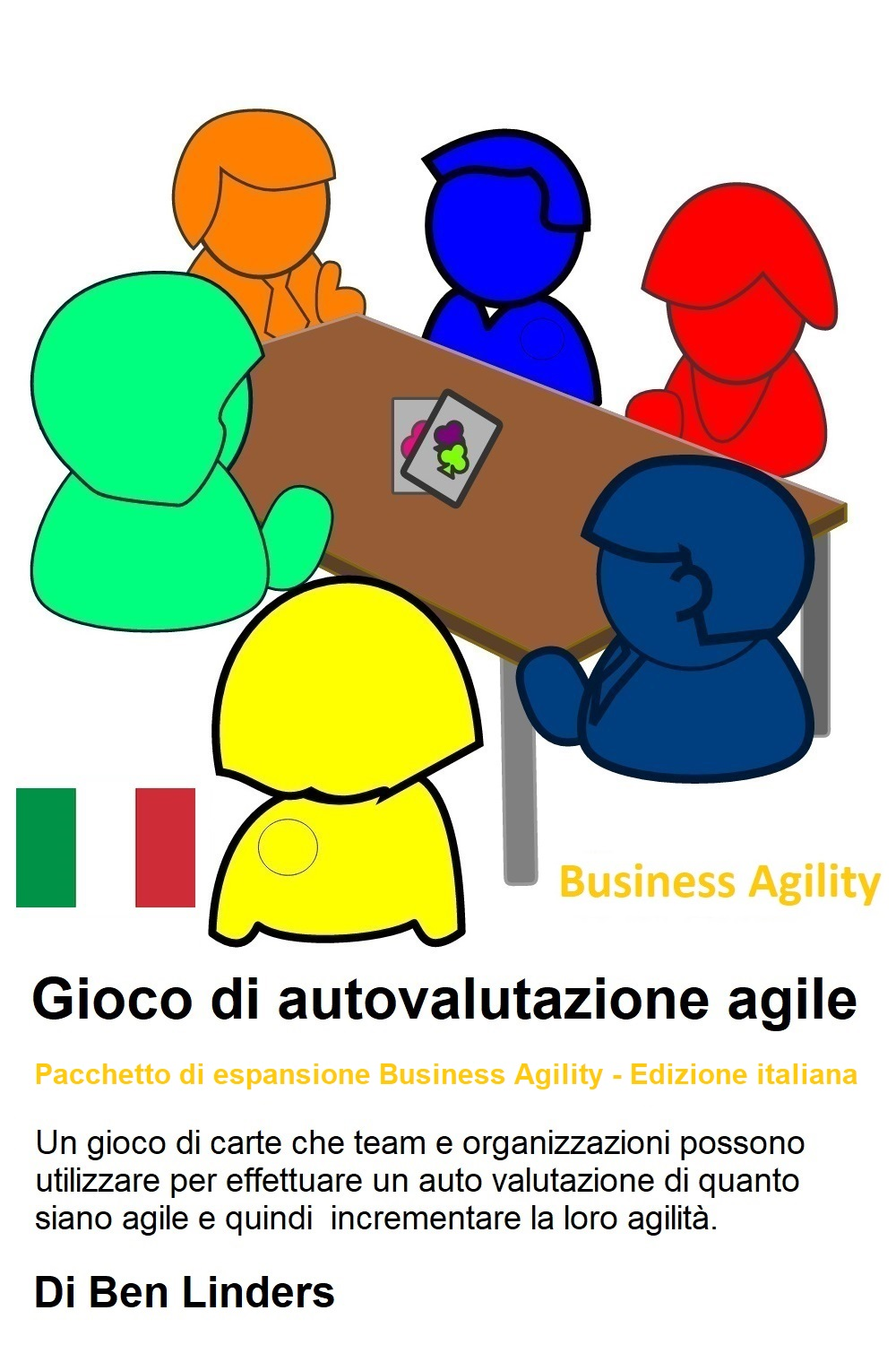 Business Agility Expansion Pack for Agile Self-assessment Game – Italian edition