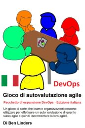 DevOps Expansion Pack for Agile Self-assessment Game – Italian edition