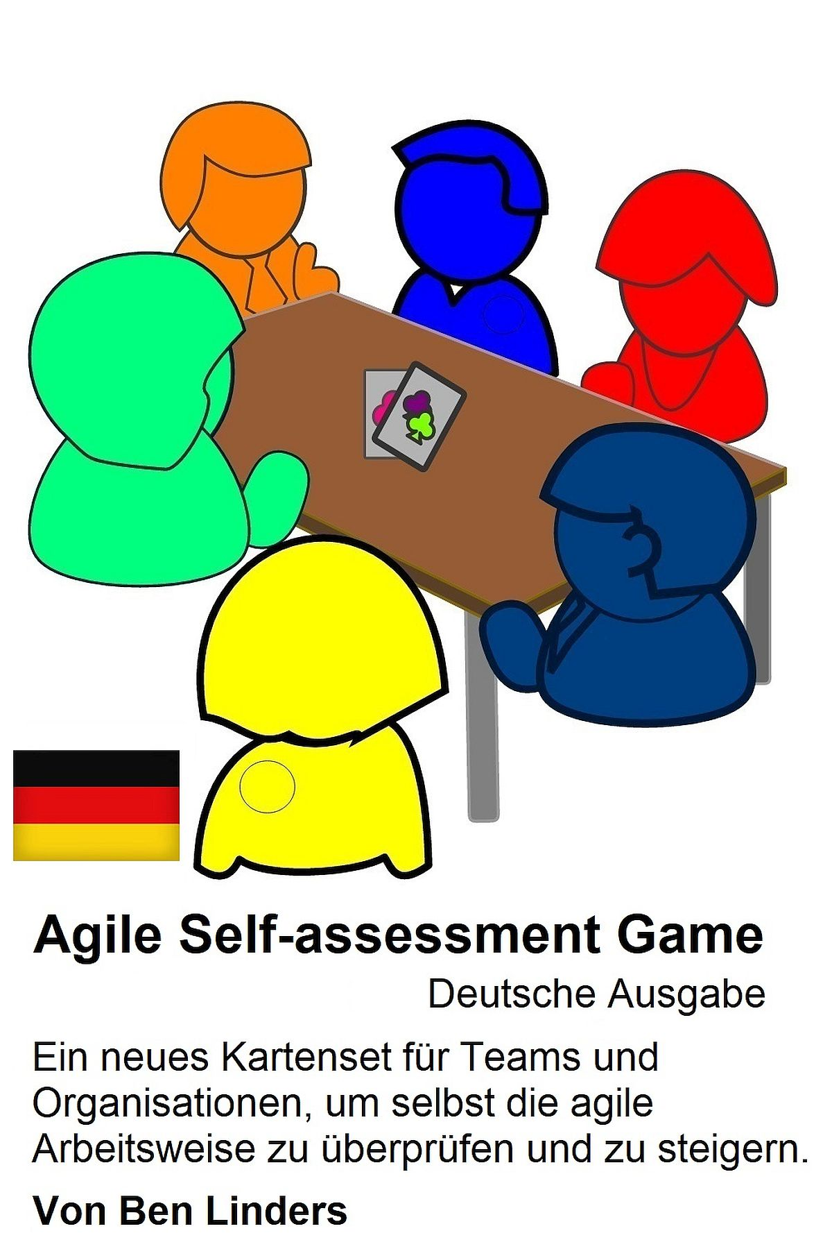 DevOps Expansion Pack for Agile Self-assessment Game – German edition
