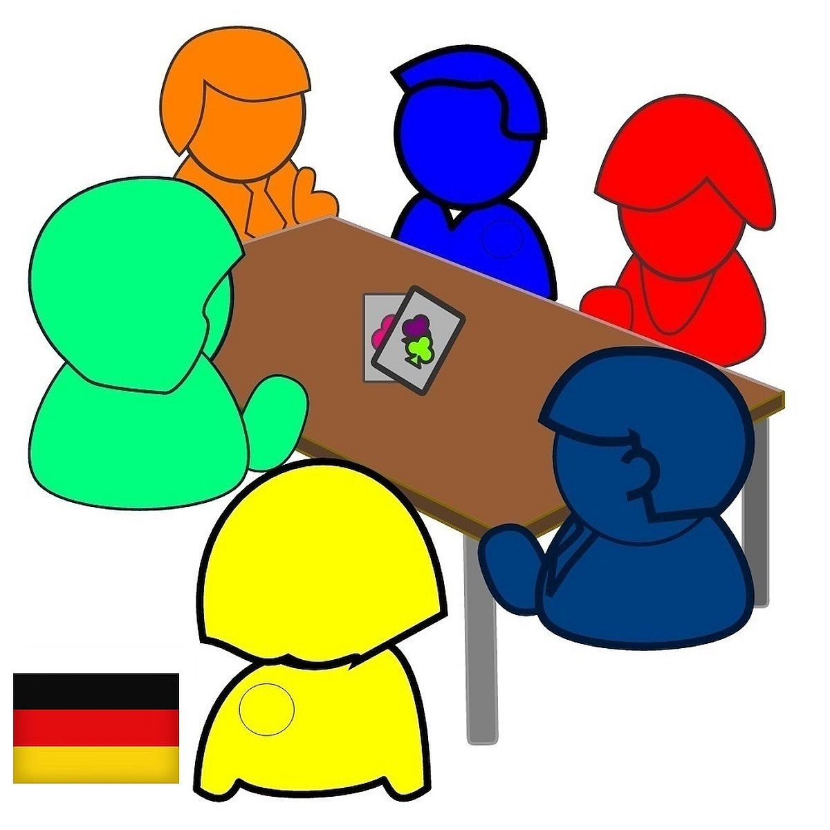 Agile Self-assessment Game in German