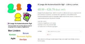 The Agile Self-assessment Game in Spanish: El Juego de Autoevaluación Ágil
