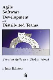 Book Cover: Book: Agile Software Development with Distributed Teams