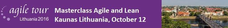 Agile Tour Kaunas Masterclass Agile Lean Ben Linders
