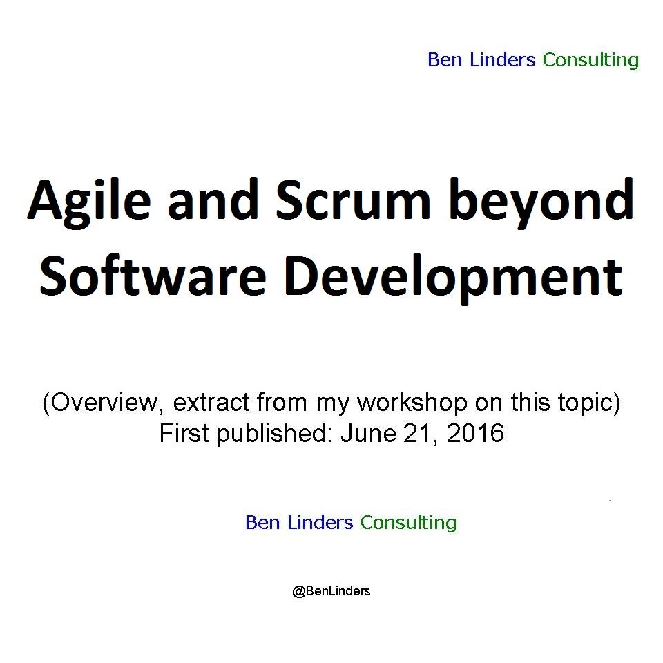 Succeeding With Agile Ebook
