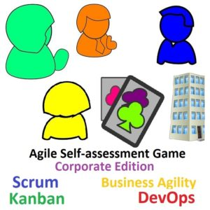 Corporate Edition for Agile Self-assessment Game