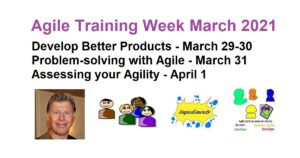 March Agile Training Week