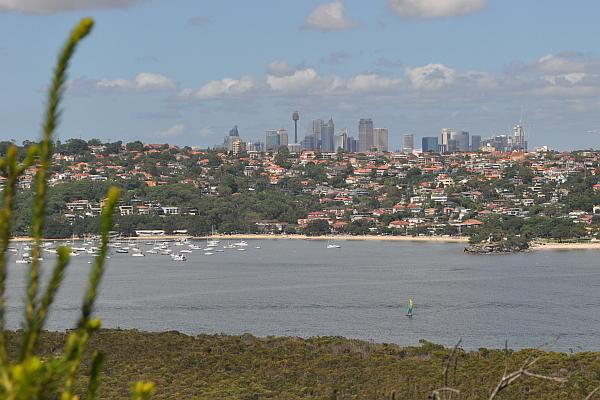 Ben Linders Australia 2016 - Sydney skyline
