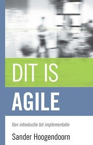 Book Cover: Boek: Dit is Agile