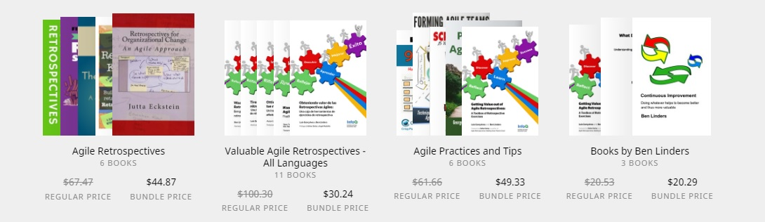 Book Bundles on Agile