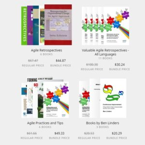 Read more about the article Great Bundles with Books on Agile