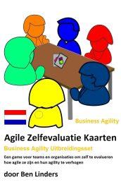 Business Agility uitbreidingsset voor Agile Zelfevaluatie Kaarten