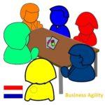Business Agility coaching kaarten voor Agile Zelfevaluaties