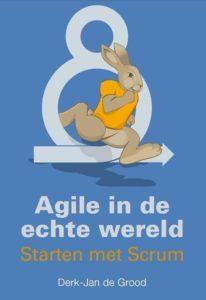 Book Cover: Boek: Agile in de echte wereld - Starten met Scrum
