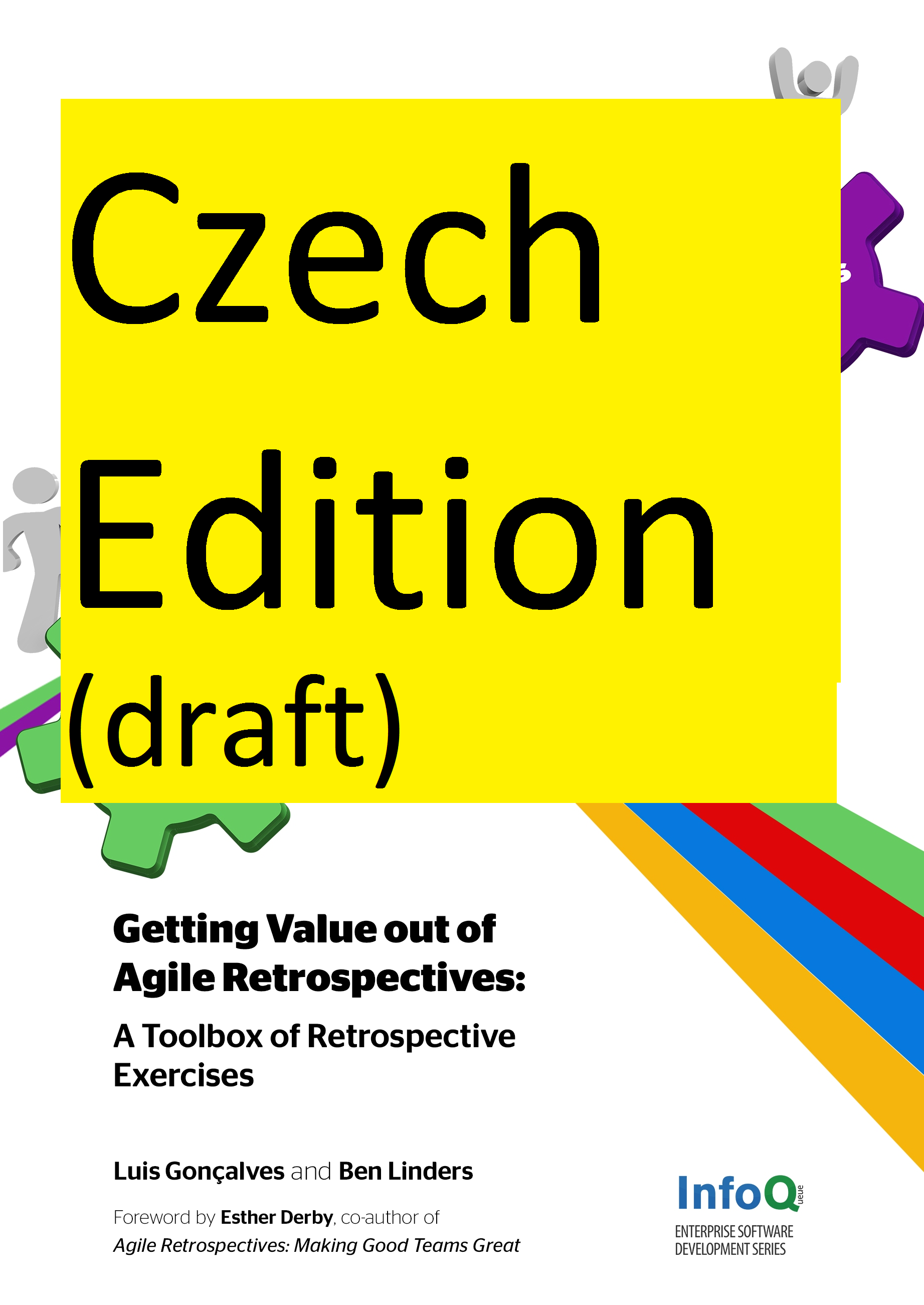 First version of Czech translation Valuable Agile Retrospectives published