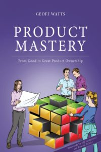 Book Cover: Book: Product Mastery
