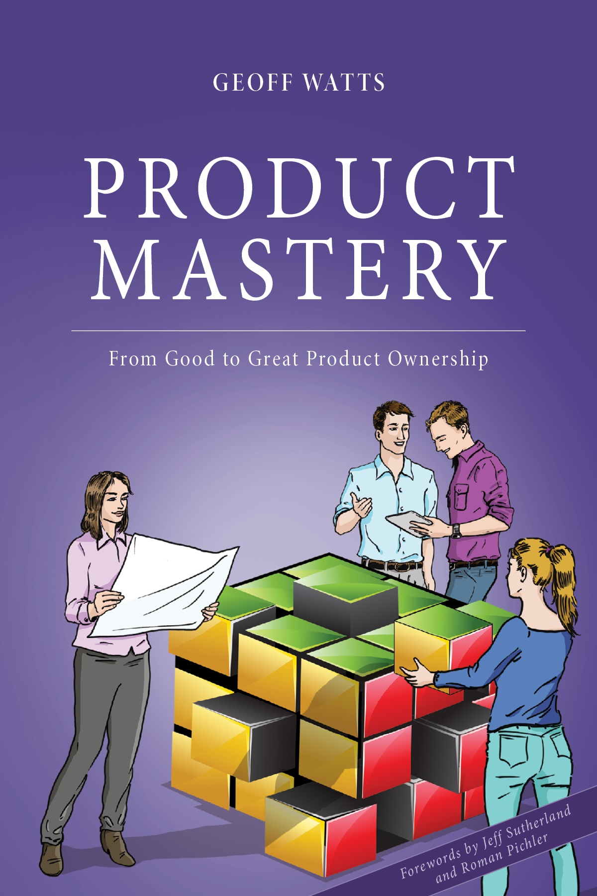 Book: Product Mastery
