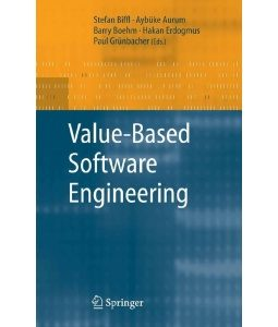 Book Cover: Book: Value-Based Software Engineering