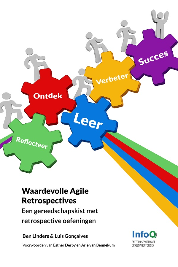 Book Cover: Boek: Waardevolle Agile Retrospectives