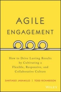 Book Cover: Book: Agile Engagement