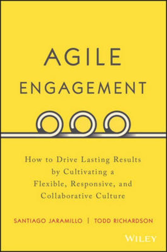 Summary of Agile Engagement in 15 Tweets