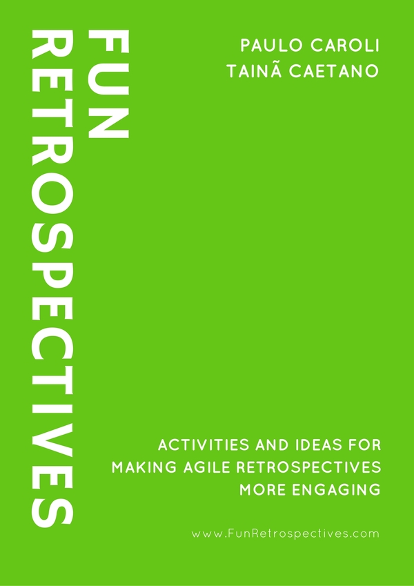 Book Cover: Book: Fun Retrospectives