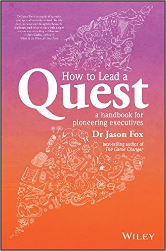 Book Cover: Book: How To Lead A Quest