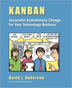 Book Cover: Book: Kanban