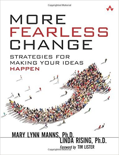 Book Cover: Book: More Fearless Change