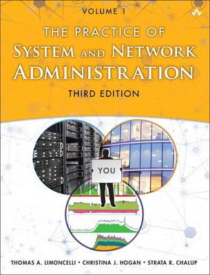 Book Cover: Book: The Practice of System and Network Administration: Volume 1