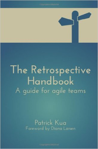 Book Cover: Book: The Retrospective Handbook: A guide for agile teams