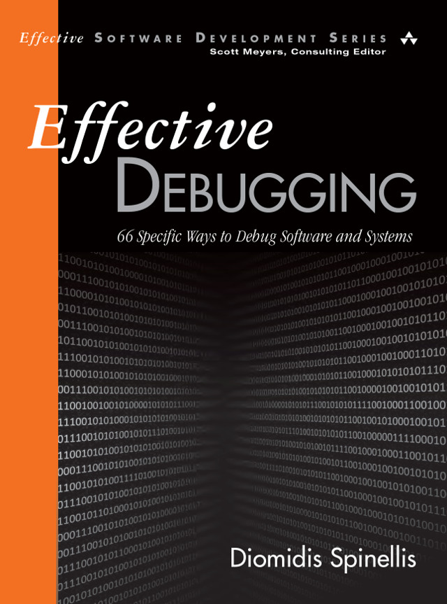 Book: Effective Debugging