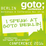Join me at GOTO Berlin, €150 off