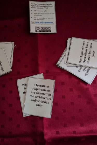 Agile Self-assessment Game & Expansion Packs