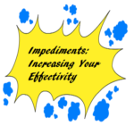 Impediment increasing your effectivity
