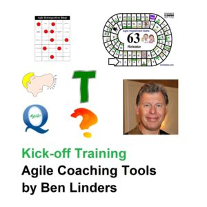 Read more about the article Kick-off training for Agile Coaching Tools