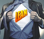 Lean Superman