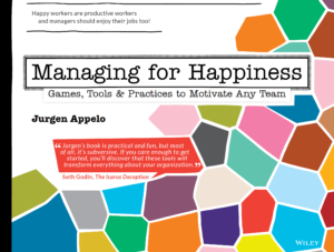 Book Cover: Book: Managing for Happiness