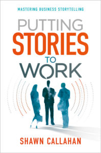 Book Cover: Book: Putting Stories to Work