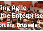 Scaling Agile and DevOps Summit in Brussels