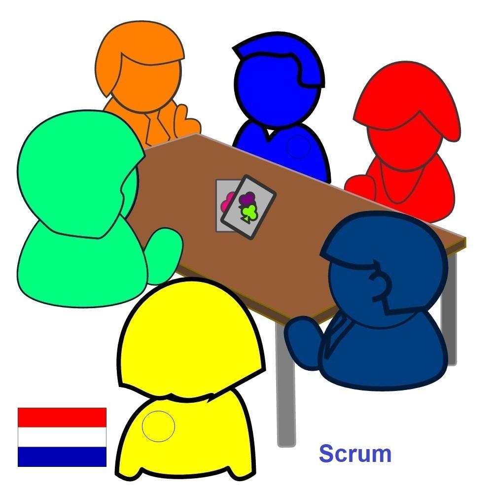 Scrum coaching kaarten voor Agile Zelfevaluaties