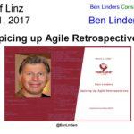 Spicing up Agile Retrospectives Published