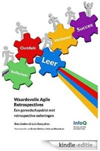 Read more about the article Nederlandstalig boek over Waardevolle Agile Retrospectives