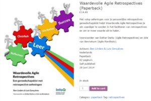 Waardevolle Agile Retrospectives - Webshop Ben Linders