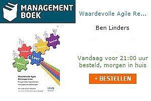 Waardevolle Agile Retrospectives paperback Managementboek NL